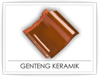genteng keramik