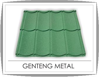 genteng metal