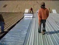 Tips Meredam Panas Atap Seng