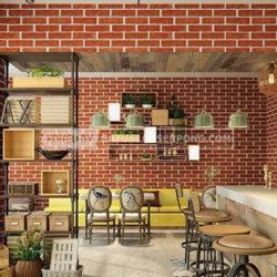 Desain Inspirasi Rumah Impian dengan Bata Ekspos