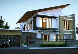 Bentuk Atap Rumah Hoki